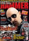 Judas Priest en la portada de Metal Hammer