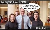 Hipersonica - Los 50 mejores discos de metal del siglo XXI