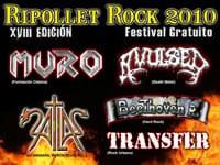 Cartel del Ripollet Rock 2010