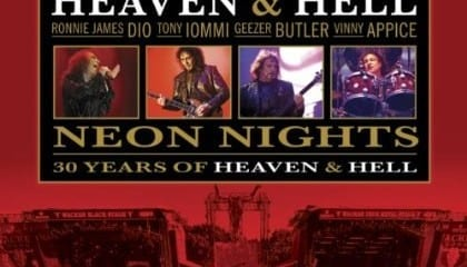 Heaven And Hell - Neon Nights