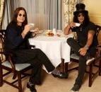 Ozzy Osbourne y Slash
