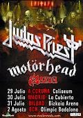 Judas Priest Epitaph Tour Spain
