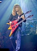 Megadeth Madrid 2011