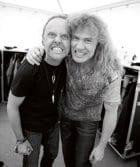 Metallica, Lars Ulrich y Dave Mustaine