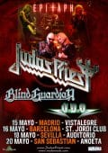 Judas Priest Epitaph Tour 2012