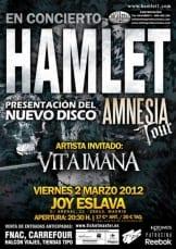 Hamlet Cartel Madrid 2012