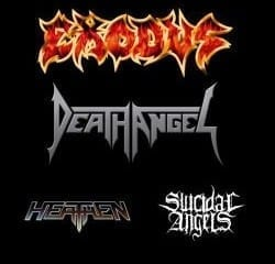 Exodus Death Angel Cartel