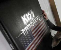 Kiss Monster Book