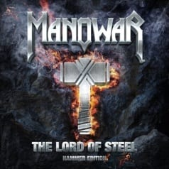 Manowar The Lord Of Steel Hammer Edition