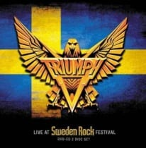 Triumph - Live At Sweden Rock