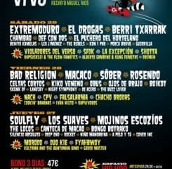 En Vivo 2012 Cartel