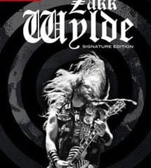 Zakk Wylde Signature Edition Guitar Dvd