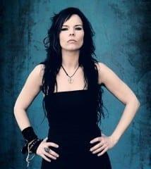 Anette Olzon Nightwish
