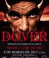 Dover Cartel Devil Came To Me