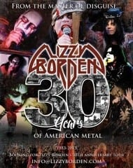 Lizzy Borden 30 Years Of American Metal