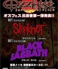 Ozzfest 2013 Japon