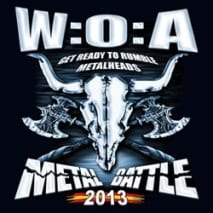 Woa Metal Battle 2013