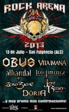 Rock Arena 2013