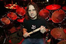 Slayer Dave Lombardo