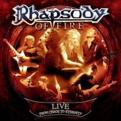 Rhapsody Of Fire - Live From Chaos To Eternity