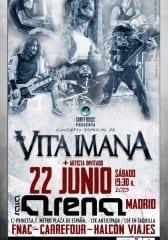 Vita Imana Cartel Madrid 6 2013