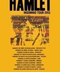 Hamlet Insomnio Insomnio Tour 2