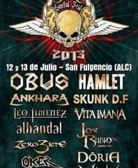 Rock Arena 2013 Cartel2