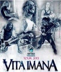 Vita Imana Tour 2013 Cartel
