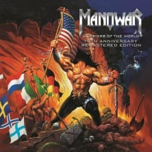 Manowar Warrios Of The World Remastered