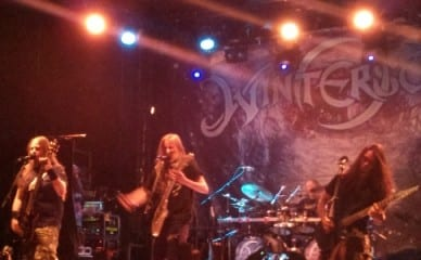 Wintersun Madrid 2013