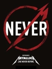 Metallica Metallica Through The Never