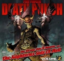 Five Finger Death Punch - The Wrong Side Of Heaven Volume 2