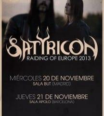 Satyricon Cartel 2013