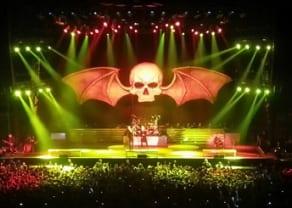 Avenged Sevenfold Madrid 2013
