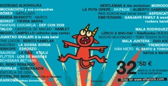 Vina Rock 2014 Cartel2