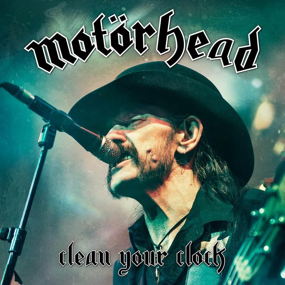 Motörhead - Clean Your Clock | 2016 | Live in Munich |Dvdrip
