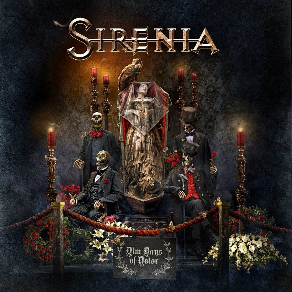 "Sirenia >> álbum ""Arcane Astrals Aeons"" Sirenia_dim_days_of_dolor"